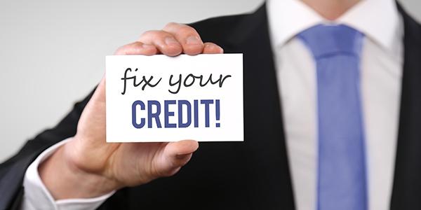 4 Simple Ways to Repair Your Credit