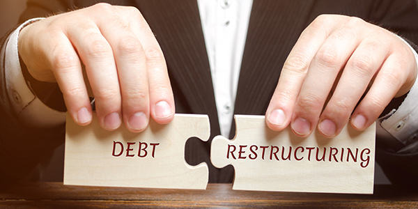 Businesses and Debt Restructuring